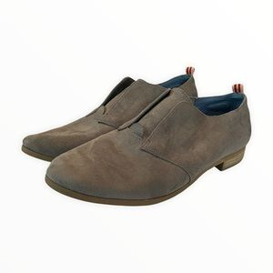Dr. Scholl's Suede Loafers